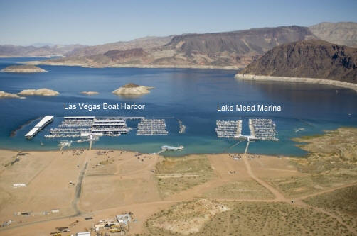 Lake Mead drops to the lowest level in history | 11alive.com