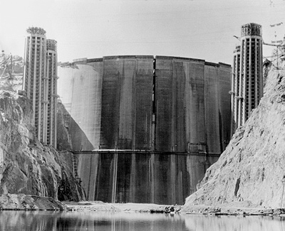 Hoover Dam Info