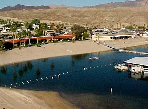 Lake Mohave info