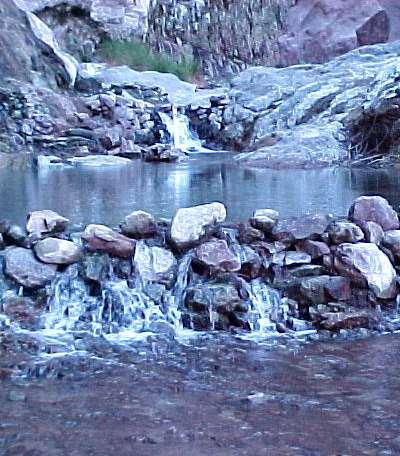 Map Of Arizona Hot Springs.Hot Springs Locations On Colorado River Lake Mohave Nv Az